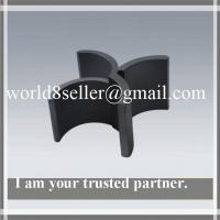 Buy cheap Strong Permanent Magnet Ferrite Magnet Arc Magnets product
