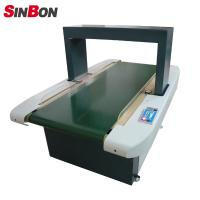Quality SINBON Best conveyor needle inspection machine automatic needle finder for sale