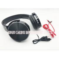 Buy cheap Ergonomic Foldable Design Bluetooth Phone Headset With Call Recording product