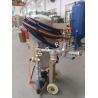 Buy cheap Dry Portable Sand Blasting Machine / Building Rust Portable Sand Blaster from wholesalers