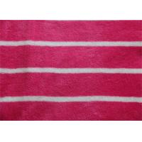 Buy cheap 100% Polyester coral Fleece Fabric for Blanket With SGS Certification pink color product