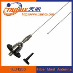 Buy cheap 1 section fiber mast car antenna/ stainless steel mast car antenna/ active radio antenna TLD1260 product