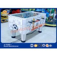 China Professional Arcade Game Machines Foosball Game Set 12 Months Warranty on sale