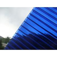Buy cheap Sapphire Blue 10mm Polycarbonate Roofing product