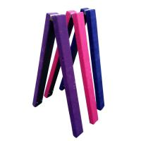 Buy cheap Waterproof Outdoor Gymnastics Folding Balance Beam For Children PVC Material product