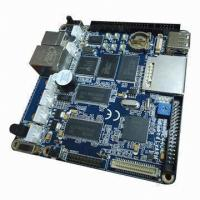 Buy cheap Industrial Control PCBA Boards Rigid Tprototype Printed Circuit Board Assembly Services product