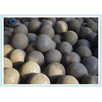 Buy cheap Technology forging and casting Grinding steel balls for ball mill / Power Plant from Wholesalers