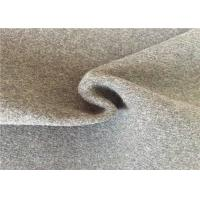 "Buy cheap Hongmao Comfortable Stretch Wool Fabric , Woolt Fabric 57 / 58"" product"