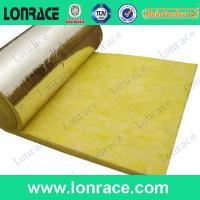 Buy cheap Thermal Insulation Fiber Glass Wool for house Roof and Wall product