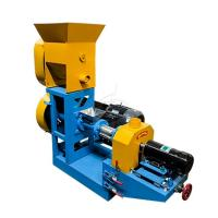 Buy cheap Auto Fish Food Pellet Machine , Fish Pellet Making Machine With Diesel Engine product