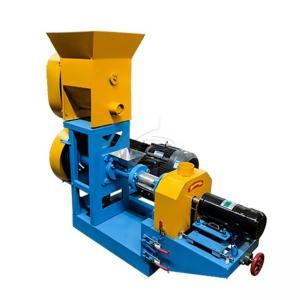 Buy cheap Mini Floatin Fish Feed Pellet Machine 120-150KG/H Capacity Easy Operation product