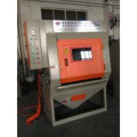 Buy cheap Portable Abrasive Blasting Machine Aluminum Products Hardware Decorations Support product