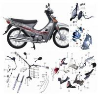 Buy cheap Motorcycle Parts product