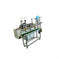 Buy cheap Fully Automatic Face Mask Production Line Labor Saving With Aluminum Alloy Frame product