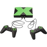 2014Classical!!XBOX 8Bit TV game Video console,tv  game controller player for South America market