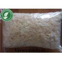 Buy cheap Pharmaceutical 99% Veratraldehyde For Anti-Infection CAS 120-14-9 product