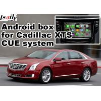 Buy cheap Multimedia Car Android navigation box video interface for Cadillac XTS video from Wholesalers