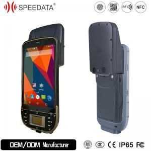 Quad Core Bluetooth Handheld RFID Reader PDA 13.56MHz HF RFID Reader