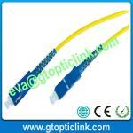 Buy cheap SC-SC Single Mode Simplex Optical Fiber Jumper product