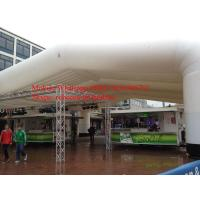 China inflatable tent, inflatable giant tent for sale on sale