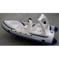 Buy cheap Rigid Inflatable Boat HLB560 product