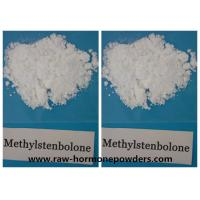 China Pharmaceutical Prohormone Raw Steroid Powder Source CAS 3625-07-8 Mebolazine Dimethazine on sale