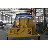 Buy cheap Portable Green JZR350 Diesel Concrete Mixer Machine For Construction Projects product