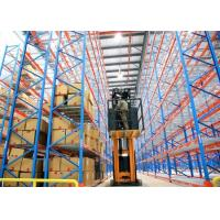 Buy cheap Dexion Warehouse heavy duty storage steel selective pallet rack product