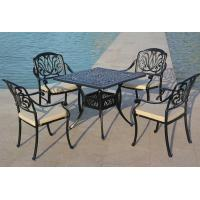 hotsale heavy duty all weather rust free cast aluminum. Black Bedroom Furniture Sets. Home Design Ideas
