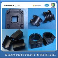 China Injection Molded Plastic Component / Electronic Parts Plastic Injection Molding Service on sale