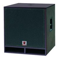 Buy cheap bass 18'' 800W RMS power sound bass professional audio subwoofer power audio sound system product