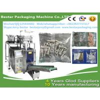 China Fully Automatic Furniture accessories, screws, rubber, nuts, tubes parts, gaskets weighting counting packing machine on sale