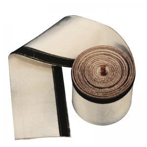 Buy cheap Fiberglass Braided Heat Insulation Sleeve Fire Retardant 280 - 550 ℃ product
