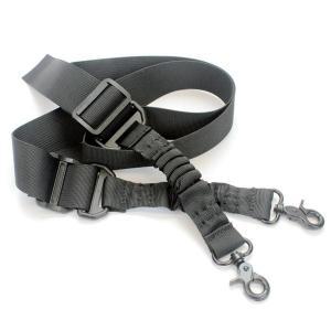 Buy cheap Heavy Duty Nylon Tactical Gun Sling Gun Shoulder Strap with Steel Clip product