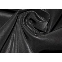 Buy cheap 0.7 Mm Waterproof Suede Leather Fabric Abrasion Resistant For Garments product