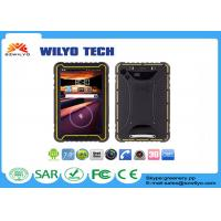 Buy cheap RFID / NFC Reader Android 7 Inch Tablet Waterproof IP68 WRT07 product