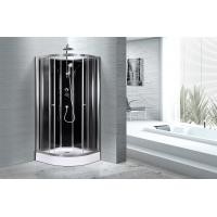 Quality Custom Popular Quadrant Shower Cabin , Bathroom Showers Cubicles And Trays for sale