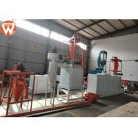 Quality 350KG / H Floating And Sinking Fish Feed Production Line For Aquaculture for sale