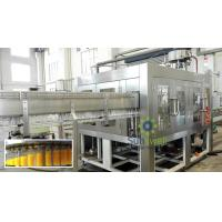 Buy cheap Bottled Liquid Syrup Filling Machine Processing Line For Drinking product