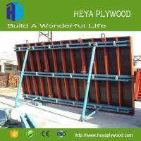 China Steel-frame plywood formwork multi wood and plywood sheets 3 - 24mm on sale
