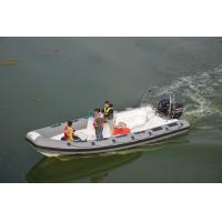 Buy cheap French Orca Hypalon Large RIB Boat 8.3m Length Dark With Twin 225HP Motor product