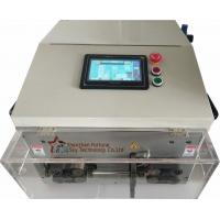 Buy cheap Automatic H05VV-F Multi Conductor Cable Stripping Machine Not Hurt Copper Wire Strip Outer Jacket Core Wires product