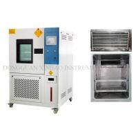 High And Low Temp Environmental Test Chamber Touch Screen With Extended for sale
