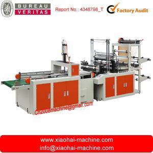 Buy cheap T - shirt Plastic Polythene Bag Making Machine / Equipment width 200 - 800mm product