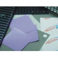 LED Heat Sinking Housing Thermal Conductive Pad 4.7 W / mK for Uneven Surfaces