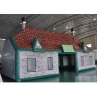 Inflatable Large Portable Pubs Fantastic Fire Resistance Blow Up Bar