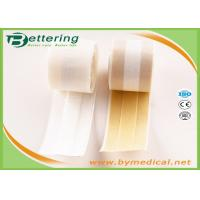 Buy cheap Non Woven Medical Adhesive Plaster Tape Strip Bandage For Wound Dressing product