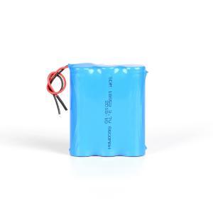 Buy cheap Small Lithium Ion Battery 6600mAh Li Ion 3.7 V Battery product
