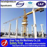 8t max building tower crane 6010 model for export