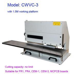 Buy cheap 0.3-3.5mm Depaneling Capacity PCB Separator Depaneling 1.2M FR4 / Aluminum Board from wholesalers